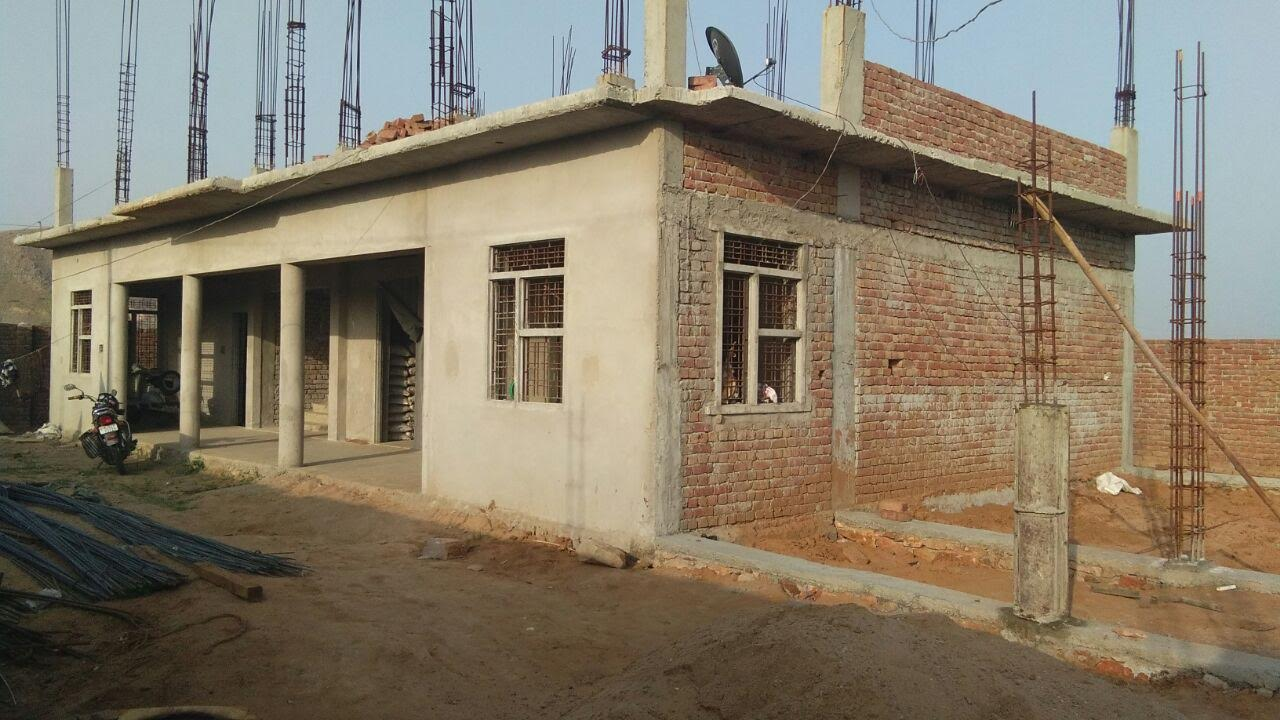 Alwar Children's Home Construction Update 7