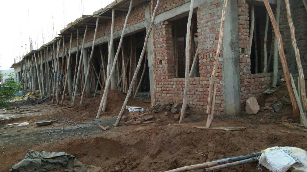 Alwar Children's Home Construction Update 8