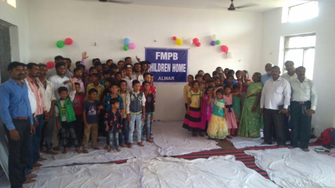 Alwar Children's Home Construction Update 9