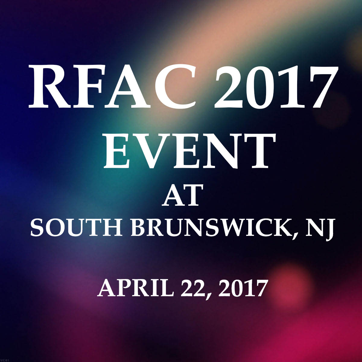 RFAC17 SB Event Gallery