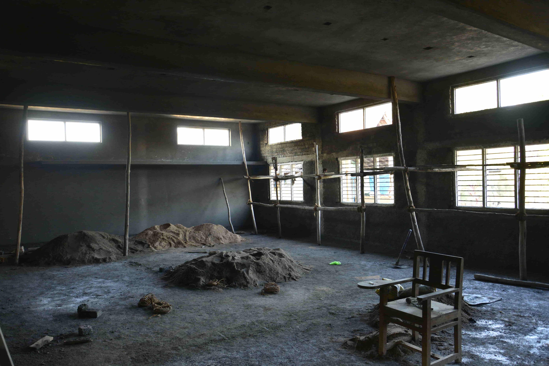 Jhawda Children's Home Construction Update 2