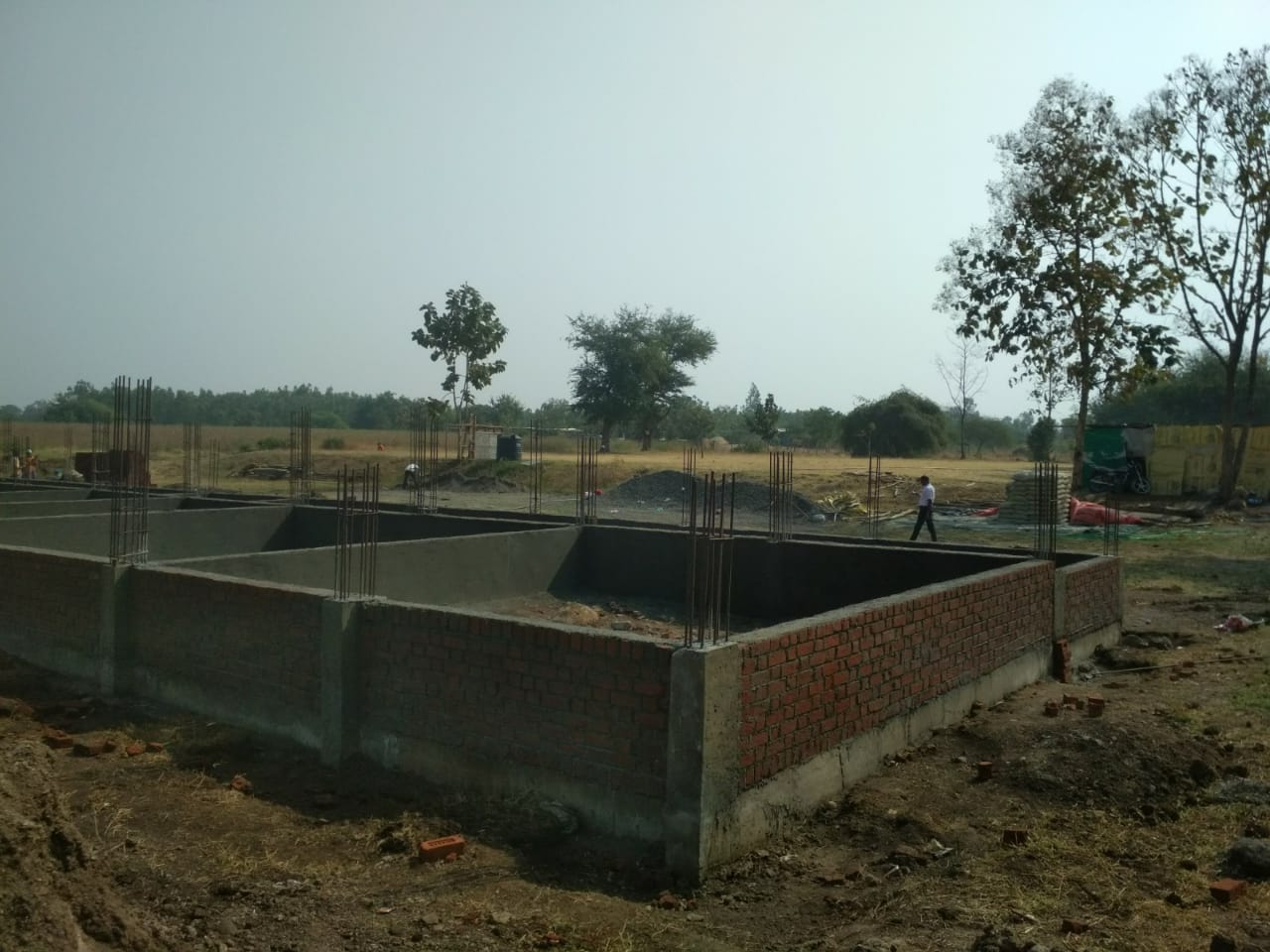Selamba Children's Home Construction Update 1